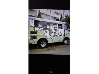 Food Truck, Ford Puerto Rico