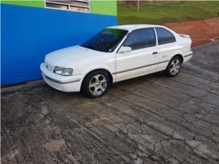 Tercel 99, Toyota Puerto Rico