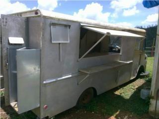 $3,000-Chevy Step Van 77- Food Truck, Chevrolet Puerto Rico