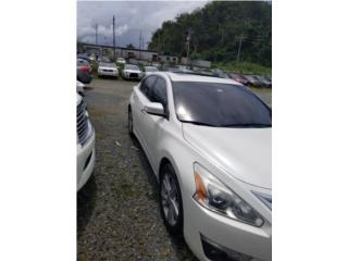 Nissan Altima, Nissan Puerto Rico
