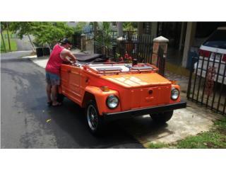 Vw thing 73, Volkswagen Puerto Rico