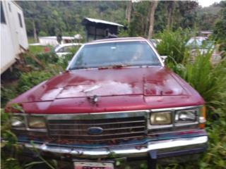 Ford LTD CROWN VICTORIA, Ford Puerto Rico