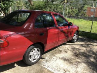 Hyundai Accent del 99. 2,500  OMO, Hyundai Puerto Rico