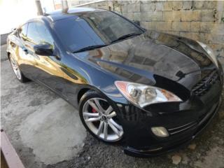 Génesis cupe r-specT , Hyundai Puerto Rico