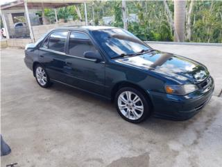 Corolla 99 aut. $4.400, Toyota Puerto Rico