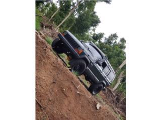 Se vende, Jeep Puerto Rico