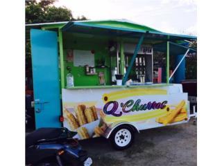 Carreton de churros, Trailers - Otros Puerto Rico