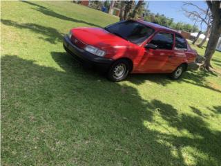 Toyota tercel , Toyota Puerto Rico