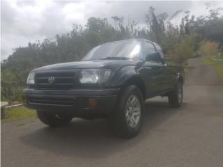 Tacoma 4x4 STD cabina 1/2 11,200 OMO, Toyota Puerto Rico