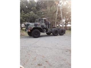 Camión Militar 6x6, Otros Puerto Rico