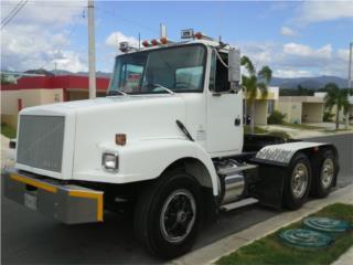 Remolcador White/GMC 95 (VOLVO), Volvo Puerto Rico