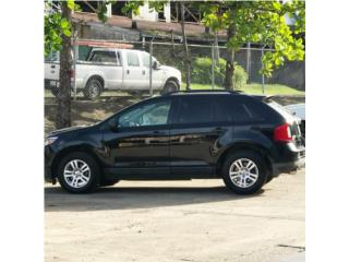 Ford Edge 2011, Ford Puerto Rico