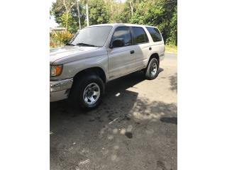 4runner 1999 4 cilindros , Toyota Puerto Rico