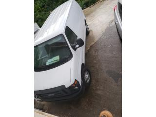 Ford van e250, Ford Puerto Rico