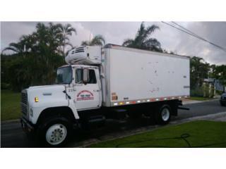 Vendo Camion Refrigerado 20 pies la caja , Ford Puerto Rico