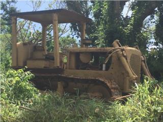 Cat. D6-c automático -1976- nitido  , Equipo Construccion Puerto Rico