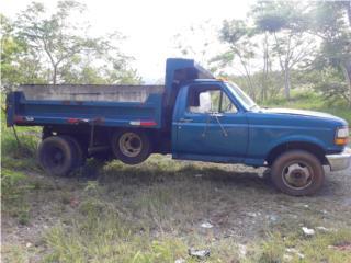 Ford 350 disel, Equipo Construccion Puerto Rico