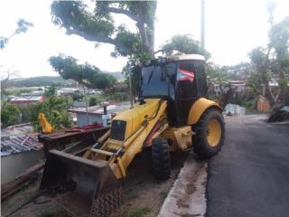 Se renta Digger, Equipo Construccion Puerto Rico