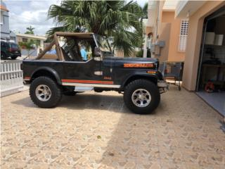 Jeep renegado 1984 $12,500, Jeep Puerto Rico