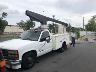 Chevrolet 3500 canasto, Chevrolet Puerto Rico