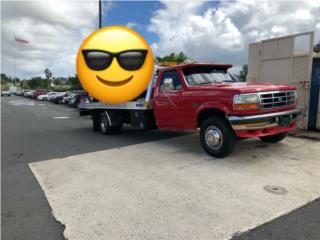Grúa 470 7.3 turbo dicel , Ford Puerto Rico