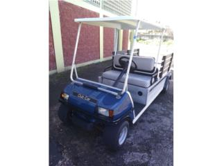 CARRITO DE GOLF CLUB CAR CARRYALL 6 2013, Carritos de Golf Puerto Rico