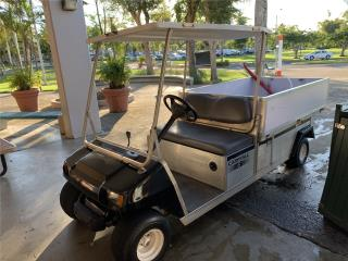 Club Car Carga, Carritos de Golf Puerto Rico