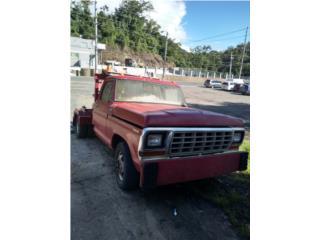 Grua special edition para restaurar 3000, Ford Puerto Rico