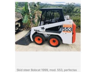 Skid steer bobcat 1999, 14900, Equipo Construccion Puerto Rico
