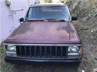 Vendo Cherokee 1987 en buenas condicione, Jeep Puerto Rico