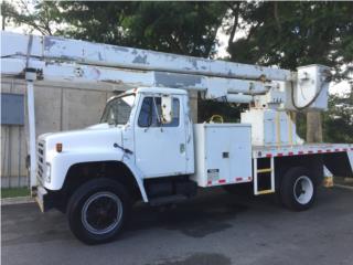 Camion Canasto - SE ALQUILA!!, International Puerto Rico