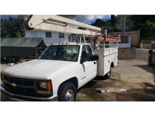 Camion canasto, Chevrolet Puerto Rico