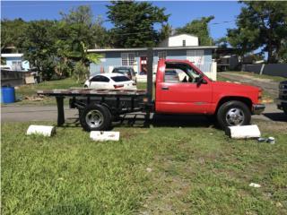 C3500, Chevrolet Puerto Rico