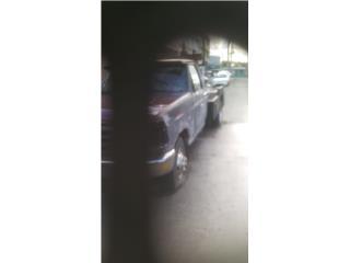 Grua ford 350 diesel 1989 standar, Ford Puerto Rico