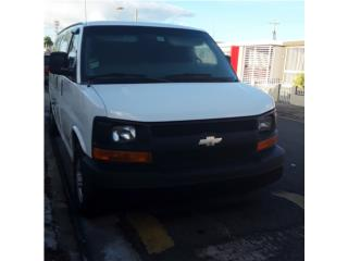 Chevrolet Van Heavy Duty , Chevrolet Puerto Rico