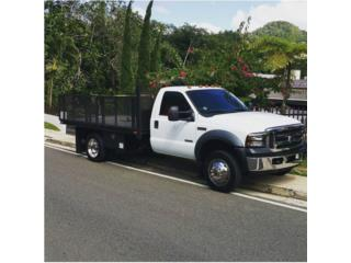 Ford F-550 2006 , Ford Puerto Rico