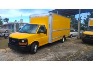 gmc step van, GMC Puerto Rico