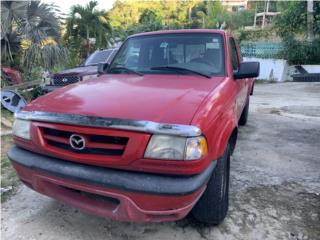 Mazda B4000 2006 50mil millas en 6,800, Mazda Puerto Rico