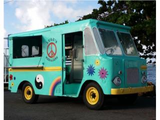 food truck de Pizza,  Puerto Rico