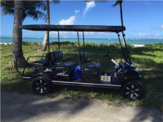 2016 Club Car XRT 850 Electric 6-Seater, Carritos de Golf Puerto Rico