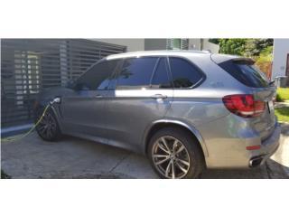 BMW X5 40e 2018 $73,500 SOLO 9,500 MLLAS, BMW Puerto Rico
