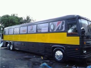 Limosina party bus , American Coach Puerto Rico