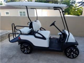 Club CAR GASOLINA , Carritos de Golf Puerto Rico