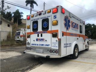 Ford E350 2010 Demers Ambulance , Ford Puerto Rico