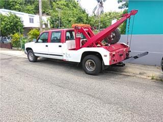 Grua 92 4puertas, Chevrolet Puerto Rico