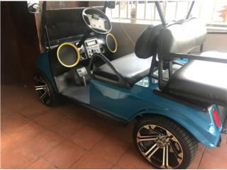 Club car, Carritos de Golf Puerto Rico