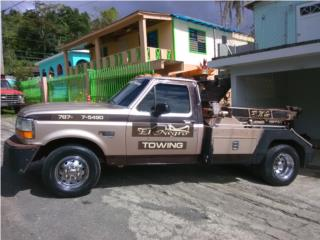 Ford 350 turbo dicel 97, Ford Puerto Rico