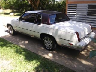 1988 citlas supreme brougham, Oldsmobile Puerto Rico
