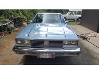 Cutlass 86 8cil, Oldsmobile Puerto Rico
