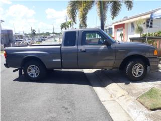 Pick up, Ford Puerto Rico